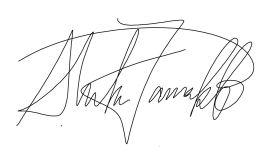 Shikaardeta WordPress Signature