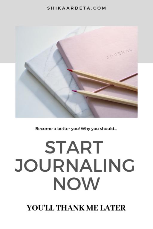 Journal Now Pin Shika's College Lifestyle Blog