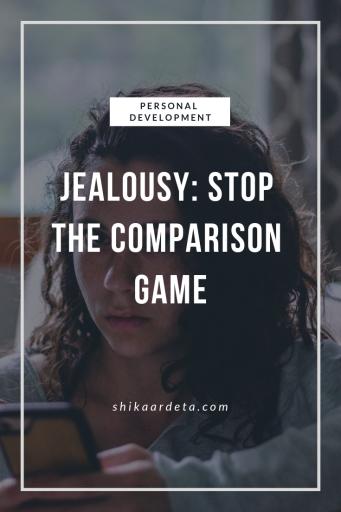 The Comparison Game Pin Shika's College Lifestyle Blog